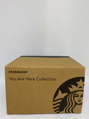 Starbucks You Are Here Collection Italy Holiday Ceramic Coffee Mug New With Box