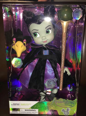 Disney D23 Expo 2019 Maleficent Animator Doll Limited of 700 New with Box