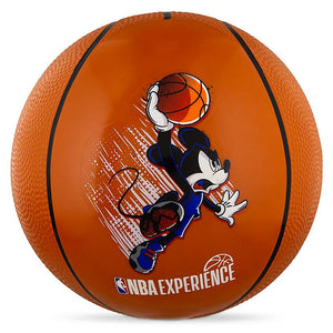 Disney Parks Mickey Mouse NBA Experience Spinning Ball New