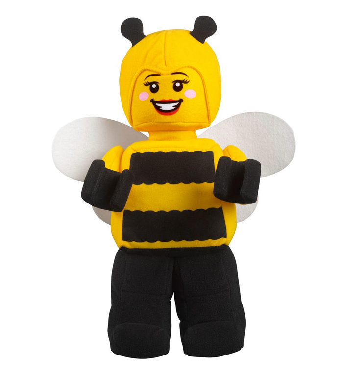 Lego 6217011 Bee Girl Minifigure Plush New with Tag