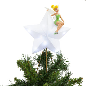 Disney Tinker Bell Light-Up Tree Topper New with Box