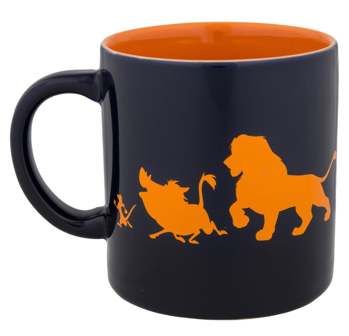 Mug New Hakuna Timon King Lion Simba Matata Disney Pumba Animal Kingdom v8wmn0N