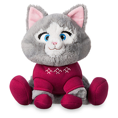 Disney Store Kitten Plush - Olaf's Frozen Adventure - Small - 9'' New with Tag