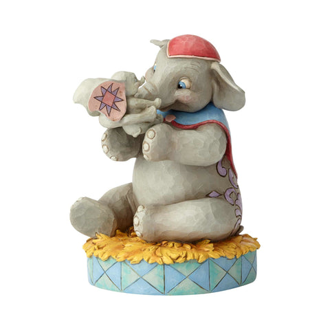 Disney Traditions by Jim Shore Mrs. Jumbo and Dumbo Resin Figurine New with Box