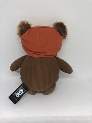 Disney Parks Star Wars Galaxy's Edge Ewok Plush New with Tag