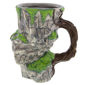 Disney Pandora the World of Avatar Floating Mountain Ceramic Coffee Mug New