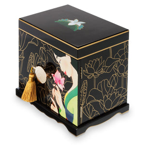 Disney Parks Mulan 20th Anniversary Jewelry Box Limited Edition New With Box