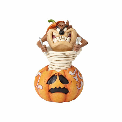 Looney Tunes Halloween Taz Jim Shore Resin Figurine New with Box