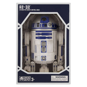 Disney R2-D2 Interactive Remote Control Droid Depot Star Wars Galaxy's Edge New