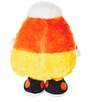 "Hallmark Halloween Candy Corn Dancing Tricky Treat Singing Stuffed 10"" New"