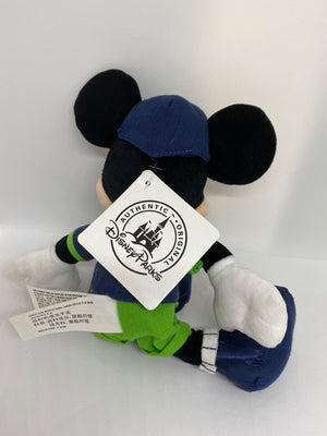 Disney Parks 2017 Mickey Mouse Small Plush New with Tag