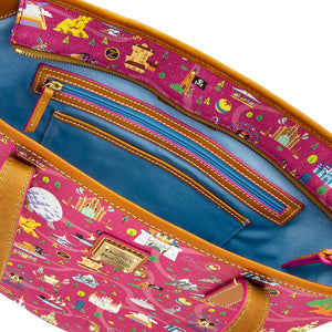 Disney Parks Park Life Tote Bag by Dooney & Bourke New with Tag
