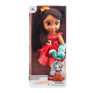 Disney Store Animators' Collection Elena of Avalor Doll Medium Animator Doll New