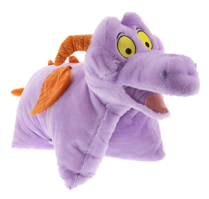 disney parks figment mascot reverse pillow pet plush new with tag