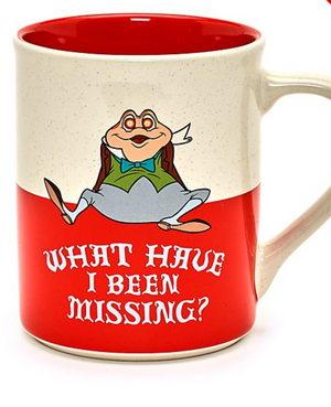Disney Store The Adventures of Ichabod and Mr. Toad Coffee Mug New
