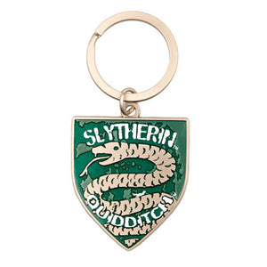 Universal Studios Harry Potter Quidditch Slytherin Keychain New with Tags
