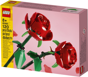 Lego 40460 Roses Flowers New with Sealed Box