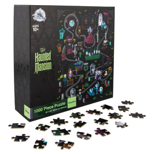 Disney Parks Haunted Mansion 1000 pcs Puzzle New with Box