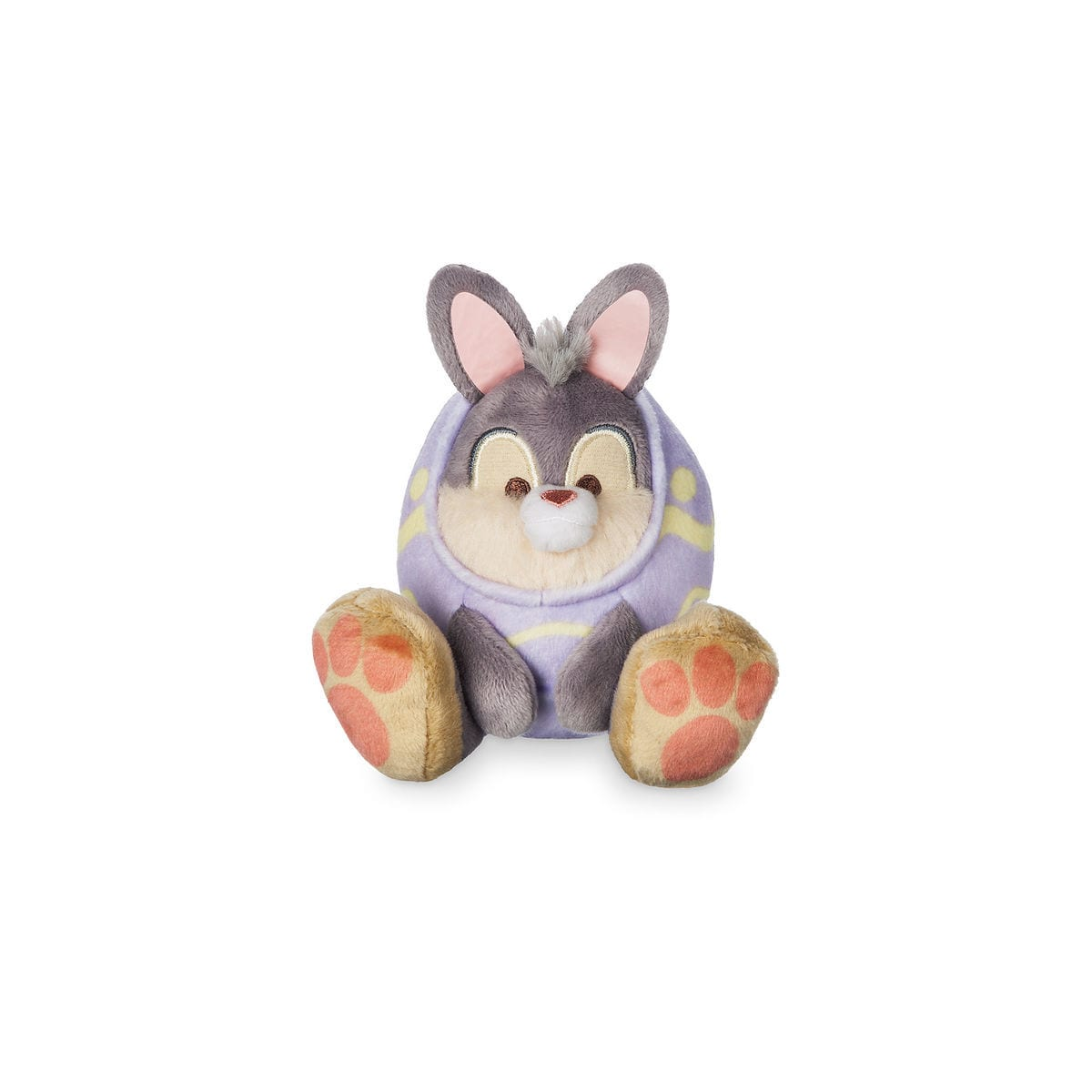 Disney Bambi Thumper Tiny Big Feet Plush Micro Easter New with Tags