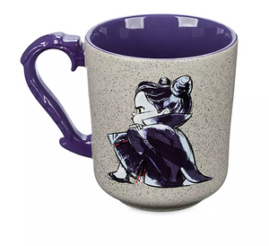 Disney Animators' Collection Maleficent Scaring up Another Spell Coffee Mug New