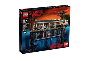 Lego Stranger Things The Upside Down 75810 2287 Pieces New with Box