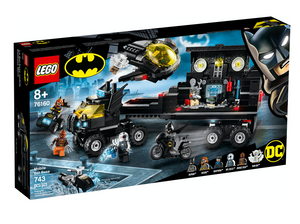 Lego 76160 DC Mobile Batman Bat Base Set New with Box