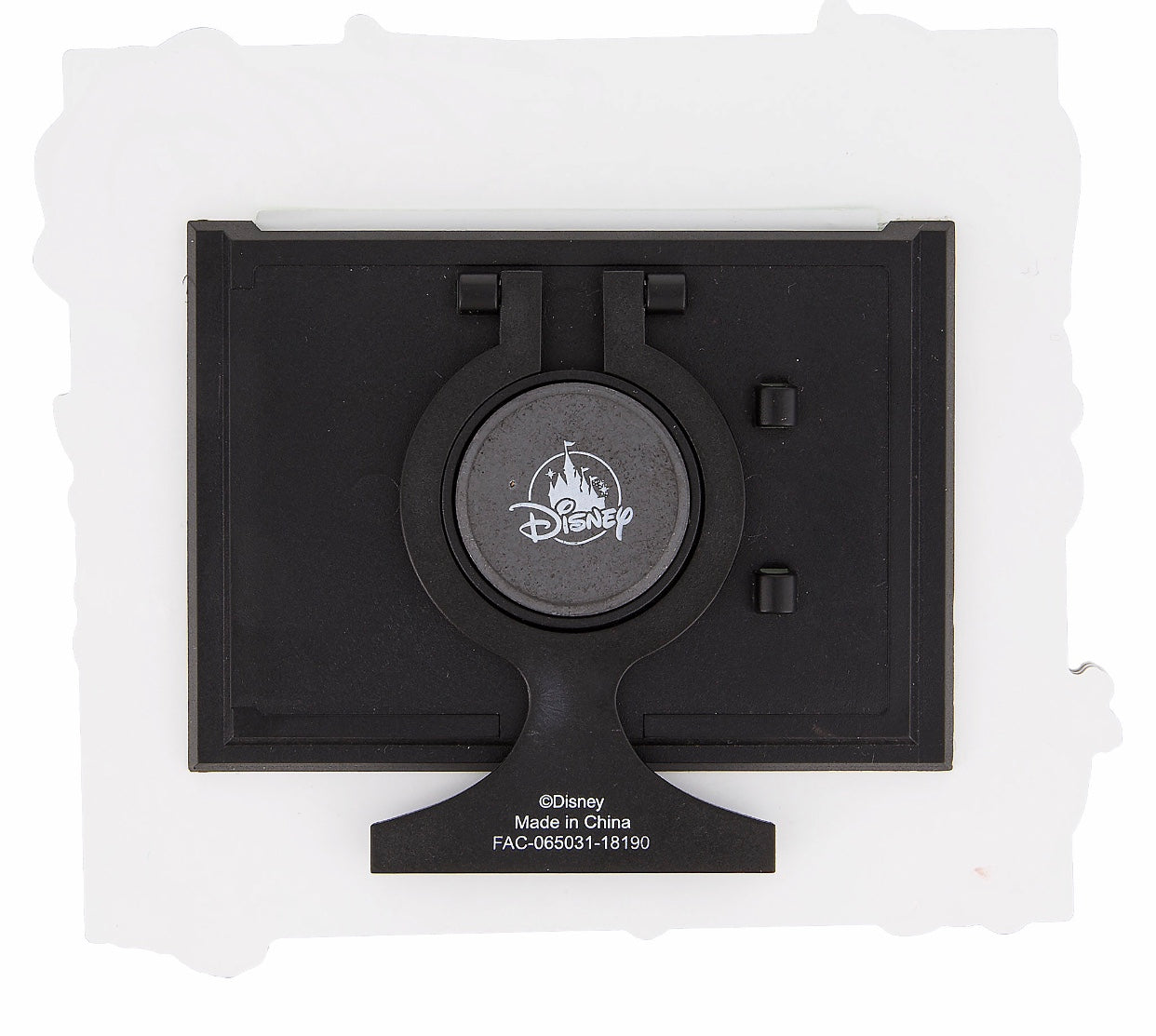 """New Disney Parks Simba Marie Cheshire Cats Magnetic 2.25/"""" x 3.25/"""" Photo Frame"""