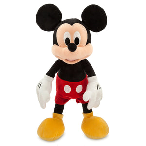 Disney Mickey Mouse Large Plush New with Tags