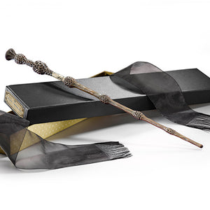 Universal Studios Fantastic Beasts Gellert Grindelwald Wand w Collector Box New