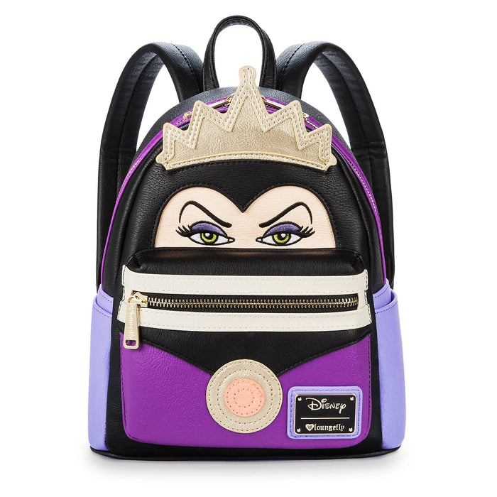 Disney Parks Snow White Evil Queen Mini Backpack New with Tag