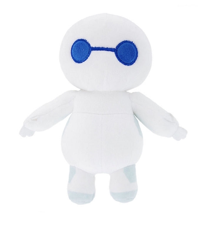 Disney Parks Big Hero 6 Baymax Mini-Max Bean Bag Plush New with Tags