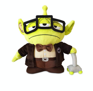 Disney Toy Story Alien Pixar Remix Plush Carl Fredricksen Limited New with Tag
