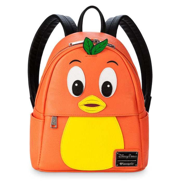 Disney Florida Orange Bird Mini Backpack by Loungefly New with Tags
