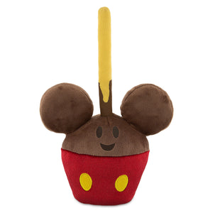 Disney Parks Mickey Mouse Candy Apple Plush New with Tags