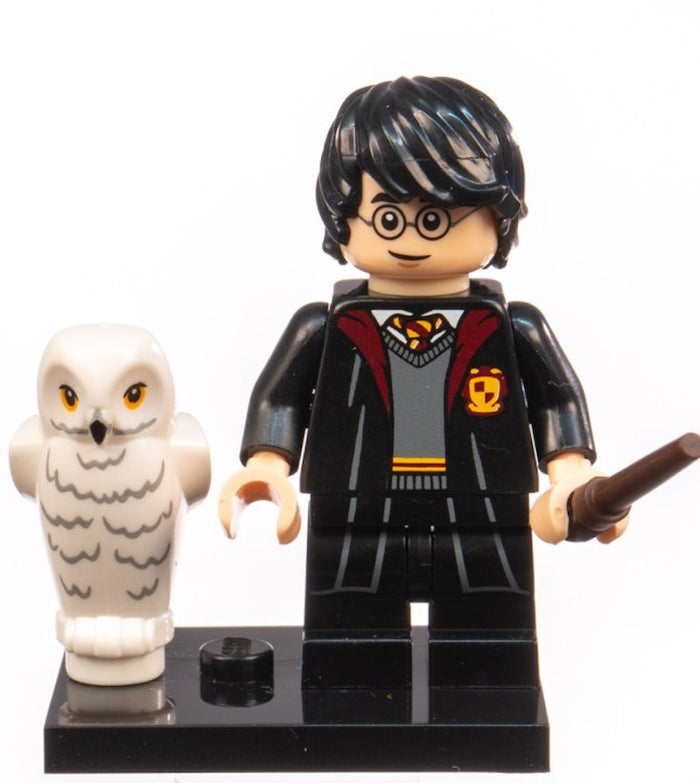Lego Harry Potter Fantastic Beasts Minifigures Harry in School Robes New Opened