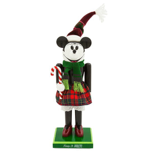 Disney Minnie Mouse Christmas Nutcracker Figure 14'' Holiday New with Box