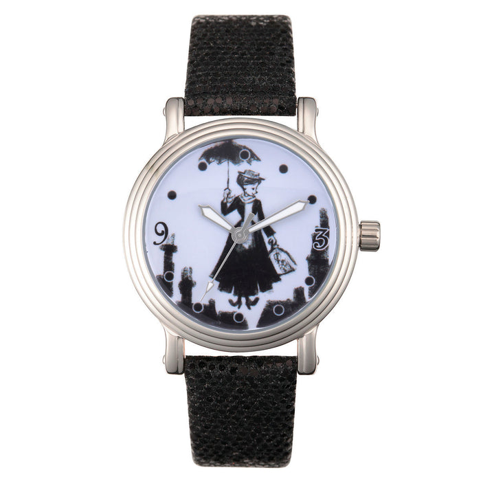 Disney Mary Poppins Returns Watch for Women Black New