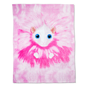 Universal Studios Harry Potter Pygmy Puff Throw Blanket New with Tag