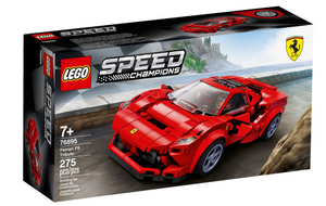 Lego 76895 Ferrari F8 Tributo Speed Champions New with Box