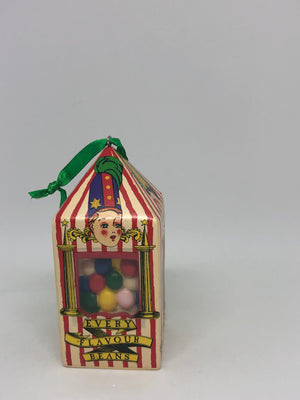 Universal Studios Harry Potter Bertie Bott's Christmas Ornament New with Tag