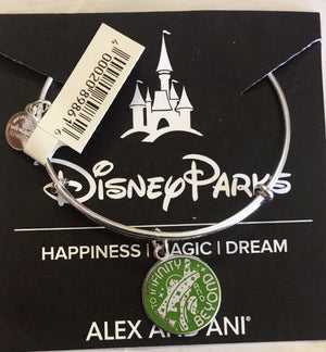 Disney Alex and Ani Buzz Infinity and Beyond Bracelet Silver Finish New with Tag