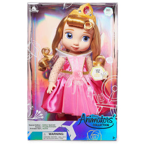 Disney Animators' Collection Aurora Doll Sleeping Beauty Special Edition 16''