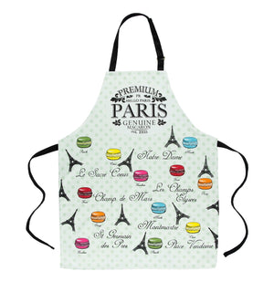 disney france epcot genuine macarons de paris apron one size new w tags