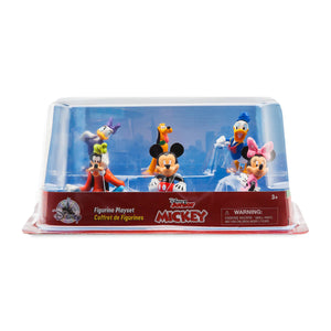 Disney Store Mickey Mouse Clubhouse Figure Play Set New with Box