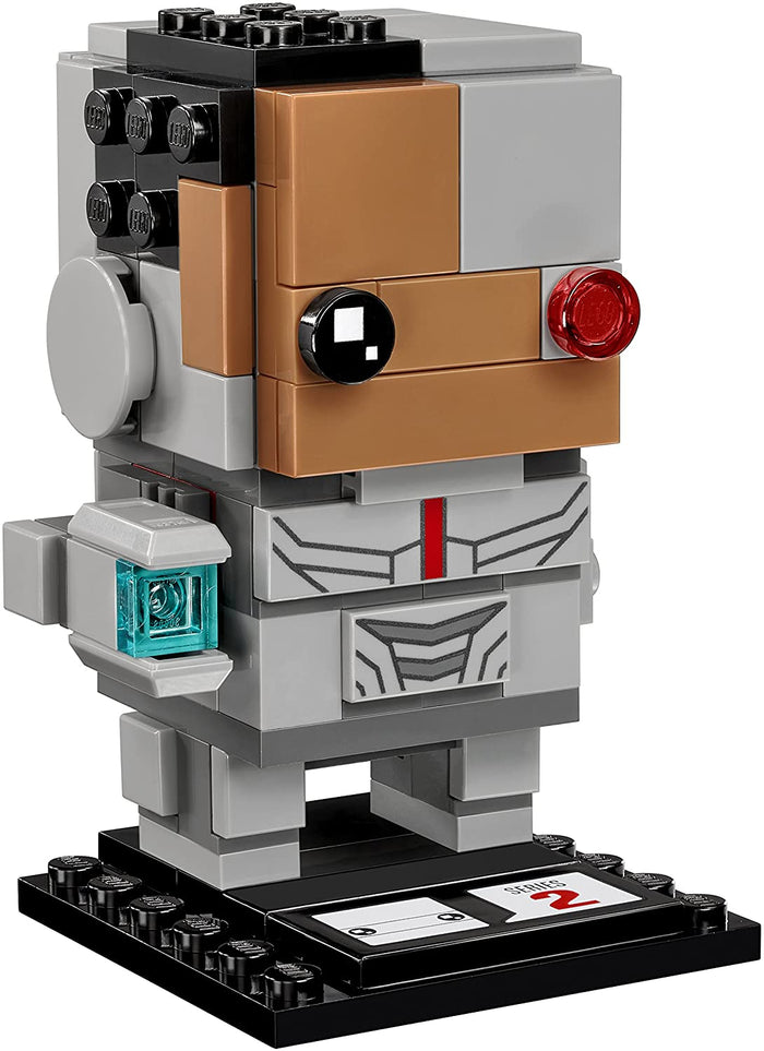 Lego 41601 BrickHeadz Dc Comics Cyborg 108 Pieces New with Box