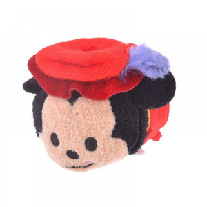 Disney Store Japan 90th 1990 Mickey The Prince and the Pauper Mini Tsum New Tag