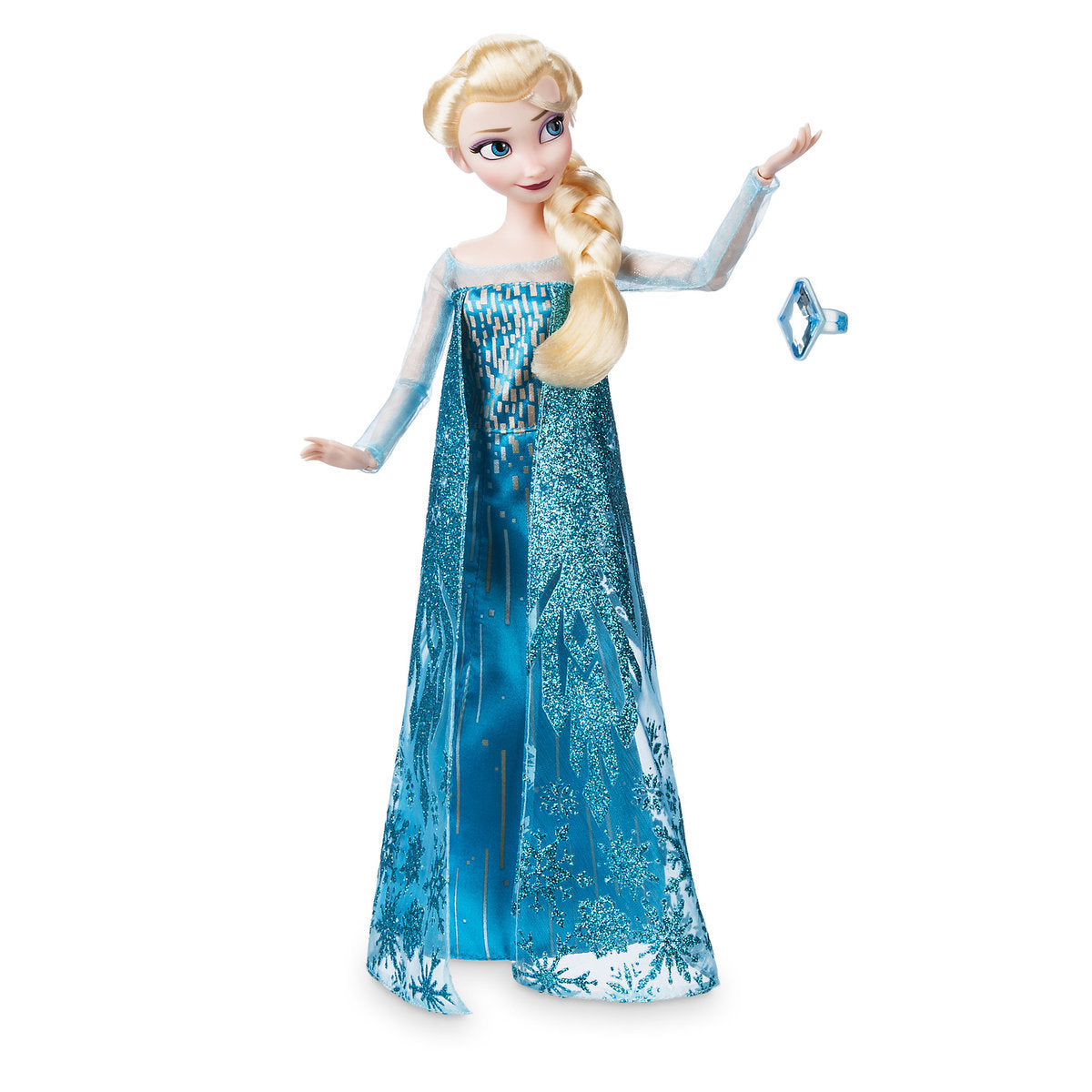 Disney Princess Frozen Elsa Classic Doll with Ring New ...