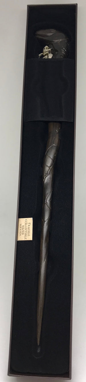 Universal Studios Death Eater Wand From Harry Potter New with Box