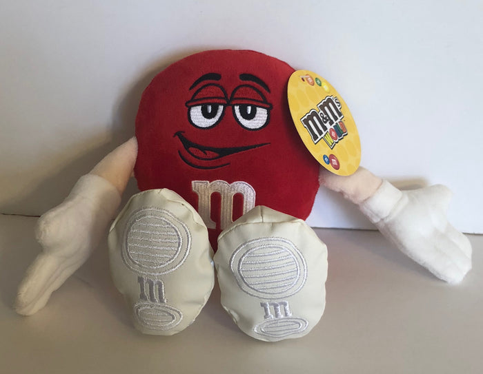 M&M's Red Character Core Plush Small New with Tags