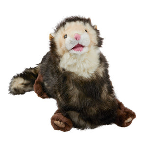 Universal Studios Harry Potter Ferret Puppet Plush New with Tags